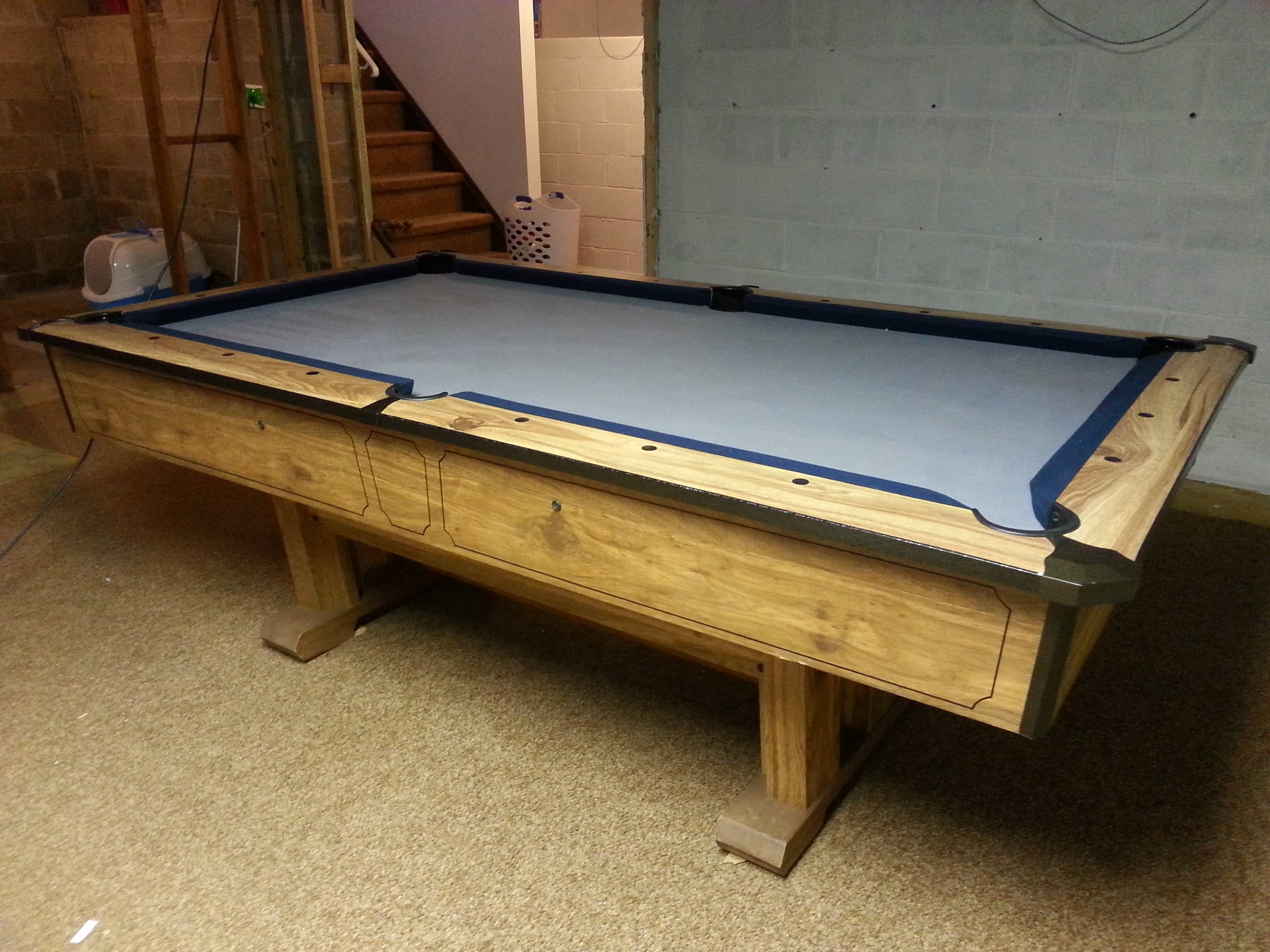 Used American Pool Table