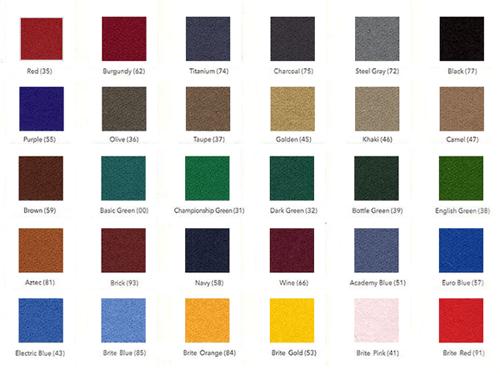 Championship Fabric