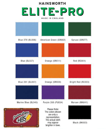Elite Pro Fabric