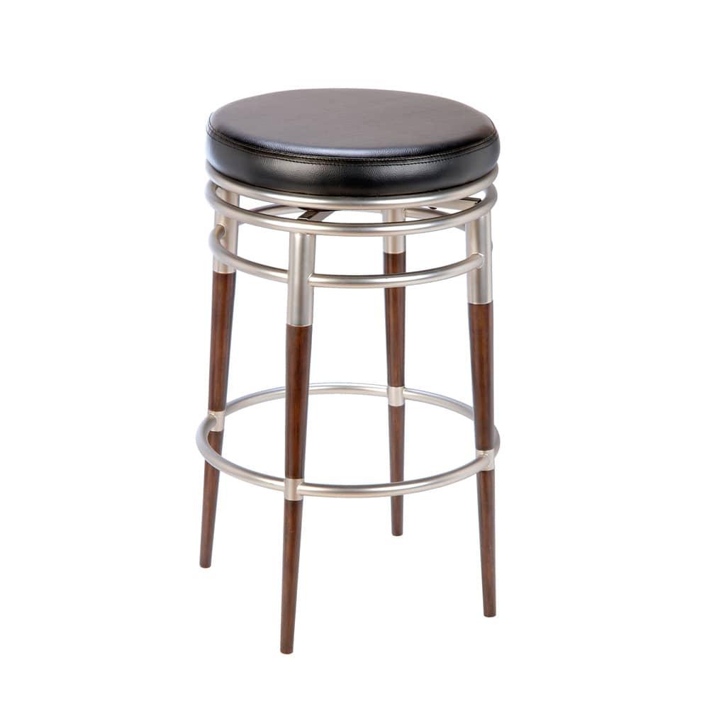 Prime Salem Backless Swivel Barstool Leons Billiards Uwap Interior Chair Design Uwaporg