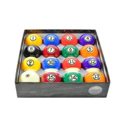East buy Boule de Billard 16PCS Eco-Friendly 38MM r/ésine Enfants Billard Ball Toy Mini Billard Table Accesssory.