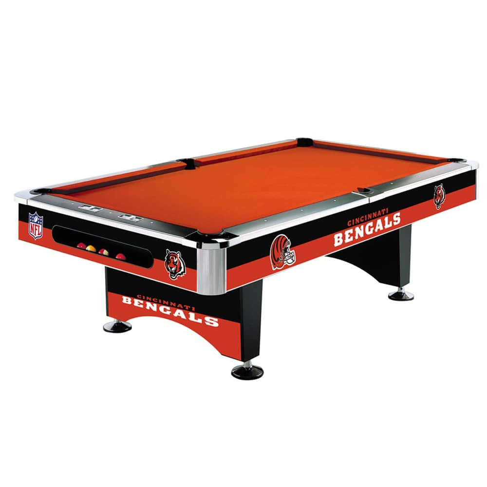 Nfl 8 Ft Pool Table Leon S Billiards Pittsburgh Wexford