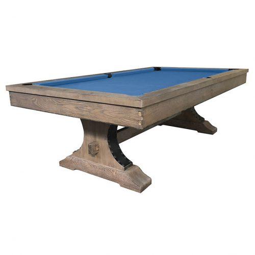 Viking. This Rustic Pool Table ...